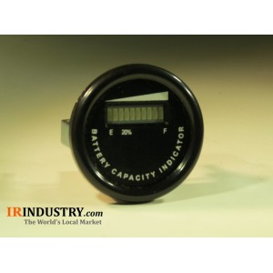 نمایشگر شارژ (تخلیه) باتری- Battery Discharge Indicator (BDI)