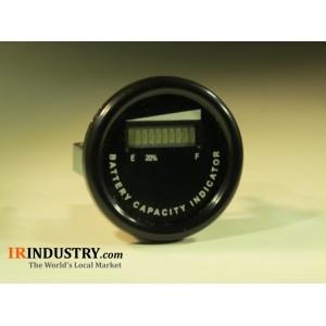 نمایشگر شارژ (تخلیه) باتری بدون رله داخلی- Battery Discharge Indicator